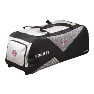 Hunts County Aura Cricket Wheelie Bag