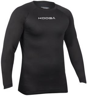 Kooga Elite Base Layer Shirt BLACK