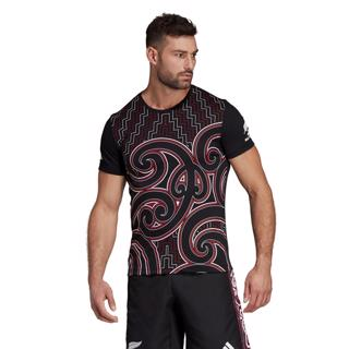 adidas Maori All Blacks Graphic Tee BL