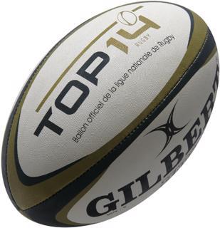 Gilbert Zenon Top 14 Replica Rugby Bal