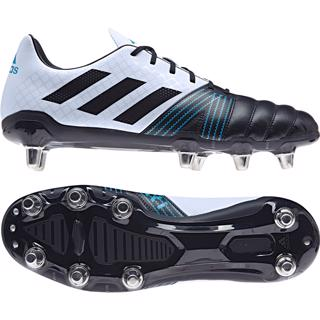 addias KAKARI SG Rugby Boots BLACK/WHITE