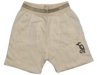 Kookaburra Cricket Pad Shorts - WITHOUT%