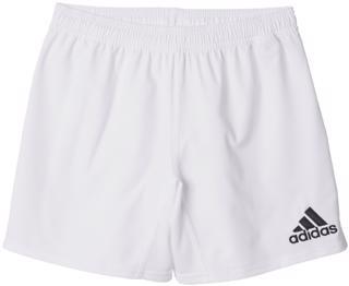 adidas 3 Stripe Rugby Shorts WHITE,