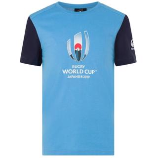 Canterbury RWC 2019 Cotton Graphic Tee%2