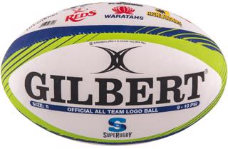 Gilbert SUPERUGBY Memorabillia Ball