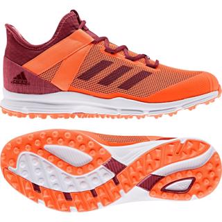 adidas Zone Dox Hockey Shoes ORANGE