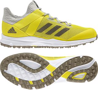 adidas Zone Dox Hockey Shoes YELLOW