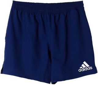 addias 3 Stripe Rugby Shorts NAVY,