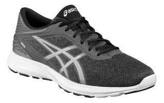 Asics Nitrofuze MENS Running Shoe DARK%2