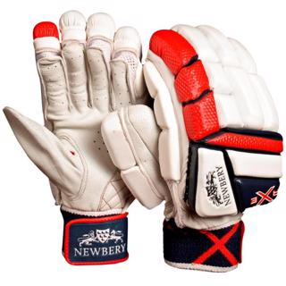 Newbery AXE Batting Gloves