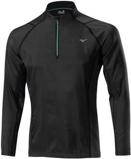 Mizuno Breath Thermo MENS Windtop, BLA