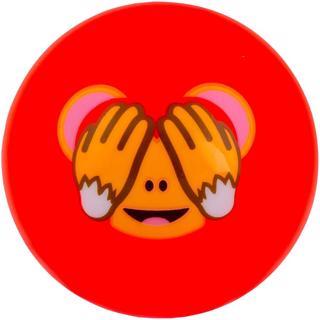 Grays See No Monkey Emoji Hockey Ball