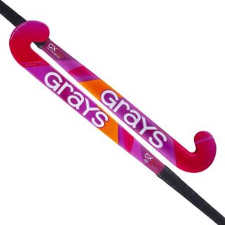 Grays GX1000 Ultrabow Hockey Stick PINK%