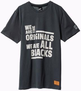 adidas All Blacks Originals Tour Graphic
