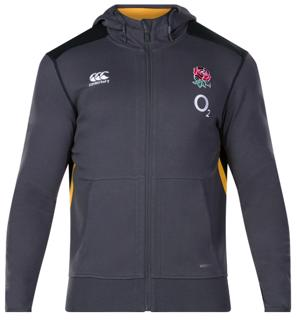 Canterbury England Rugby Vapodri Full Zi