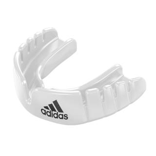 adidas OPRO Snap-Fit Mouthguard WHITE