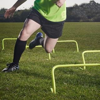 Optimum Training Agility 6in Hurdles -%2