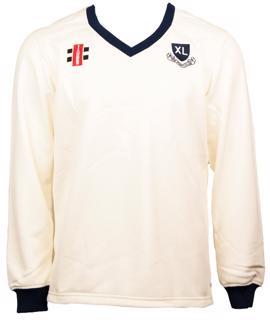 XL CLUB GN Velocity Cricket Sweater Iv