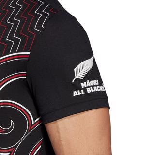 adidas Maori All Blacks Graphic Tee BL
