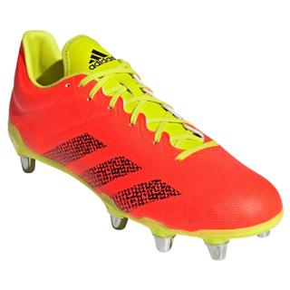 adidas KAKARI SG Rugby Boots RED/YELLOW
