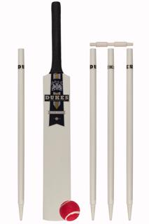 Dukes Patriot Cricket Set