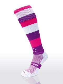 Wacky Sox, Purple Smoothie