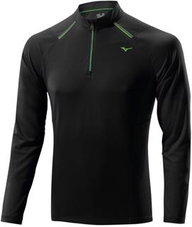 Mizuno Warmalite Half Zip Long Sleeve