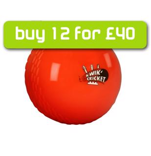 Kwik Cricket Ball