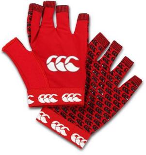 Canterbury Pro Grip Mitt RED