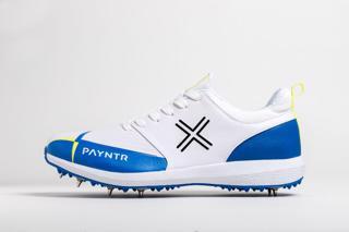 Payntr V Spike Cricket Shoes JUNIOR BL