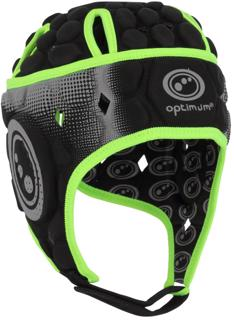 Optimum Atomik Rugby Headguard JUNIOR YE