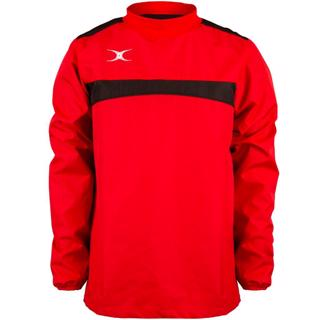 Gilbert Photon Warm Up Top RED/BLACK