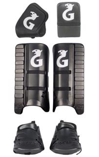 Gryphon S1 Hockey GK Set BLACK