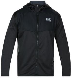 Canterbury Thermoreg Full Zip Hoody BLAC