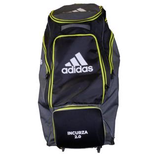 adidas INCURZA 2.0 Cricket Wheeled Duffl