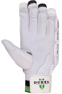 Dukes Test Pro Batting Gloves