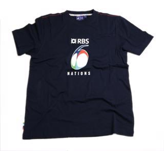 Six Nations Logo T-Shirt