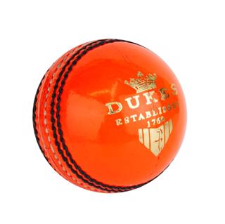 Dukes Colt Cricket Ball JUNIOR, ORANGE