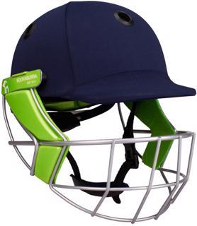 Kookaburra PRO 1200 Cricket Helmet NAVY%