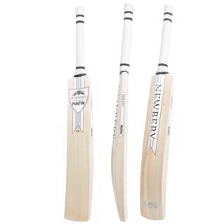 Newbery Phantom LE WHITE Cricket Bat J