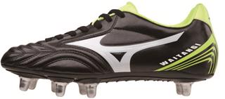 Mizuno Waitangi CL Rugby Boots BLACK