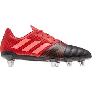 adidas Kakari SG Rugby Boots BLACK/SCARL