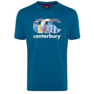 Canterbury CCC Uglies Tee MOROCCAN BLUE
