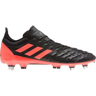 adidas PREDATOR XP Rugby Boots BLACK/SCA
