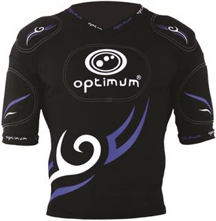 Optimum Tribal Five Pad Rugby Protection