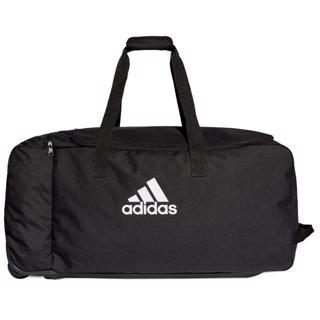 adidas TIRO XL Wheel Duffle Bag, BLA