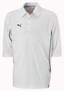 Puma Calibre 3/4 Sleeve Cricket Shirt
