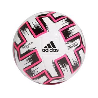 adidas Uniforia Club Football, WHITE/PIN
