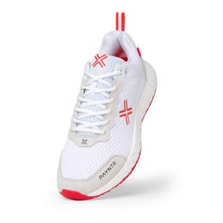 Pantyr Bodyline 412 Trainers WHITE