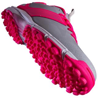 Grays Flash 2.0 Hockey Shoe SILVER/PINK%